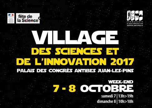 Village des Sciences et de l'Innovation 2017