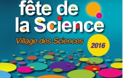 FETE DE LA SCIENCE 2016